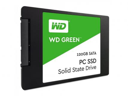 Wd 120Gb Green Series 3D-Nand Ssd Disk Wds120G2G0A Harddisk