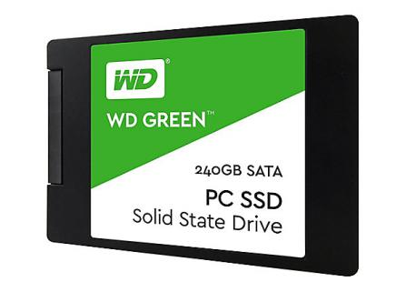 Wd 240Gb Green Series 3D-Nand Ssd Disk Wds240G2G0A Harddisk