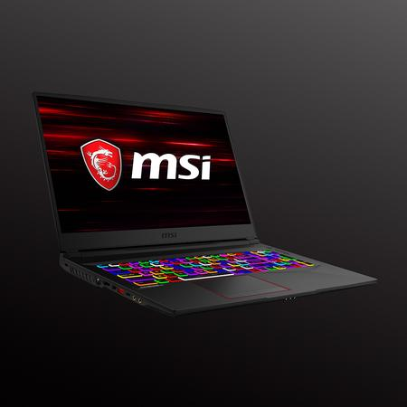 Msı Ge75 Raıder 9Sf-404Xtr İ7-9750H 16Gb 1Tb 256Gb Ssd 8Gb Rtx2070 17.3 144Hz 3Ms Freedos Notebook