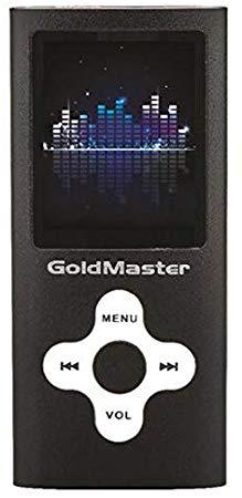 Goldmaster Mp3-224 8gb Mp3 Player siyah